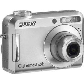 Kamera Digital Pocket/Prosumer Sony Cybershot DSC-S700