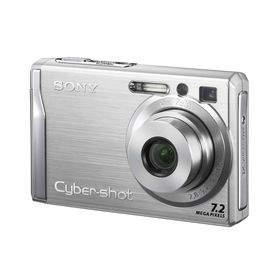 Kamera Digital Pocket Sony Cybershot DSC-W80