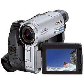Kamera Video/Camcorder Sony Handycam CCD-TRV107E