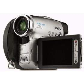 Kamera Video/Camcorder Sony Handycam DCR-DVD201E