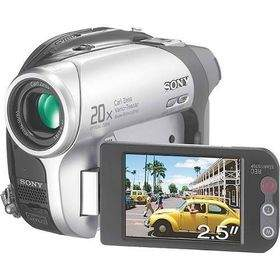 Kamera Video/Camcorder Sony Handycam DCR-DVD602E