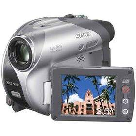 Kamera Video/Camcorder Sony Handycam DCR-DVD605E