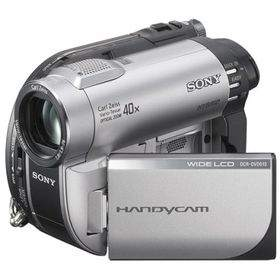 Kamera Video/Camcorder Sony Handycam DCR-DVD610E