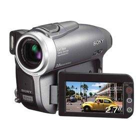 Kamera Video/Camcorder Sony Handycam DCR-DVD703E