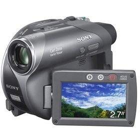 Kamera Video/Camcorder Sony Handycam DCR-DVD755E