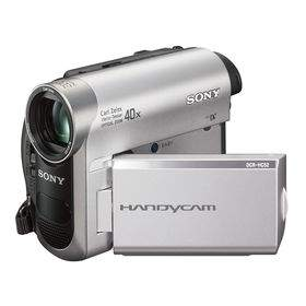 Kamera Video/Camcorder Sony Handycam DCR-HC52E