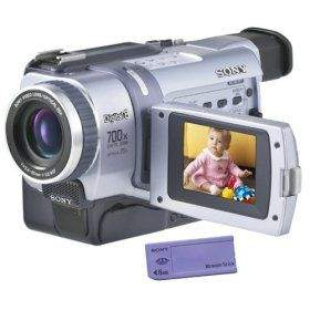 Kamera Video/Camcorder Sony Handycam DCR-TRV340E