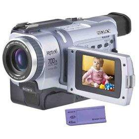 Kamera Video/Camcorder Sony Handycam DCR-TRV520E