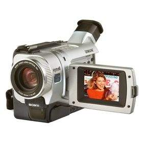 Kamera Video/Camcorder Sony Handycam DCR-TRV740E