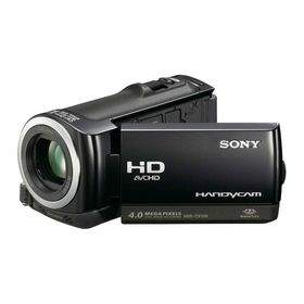 Kamera Video/Camcorder Sony Handycam HDR-CX100E