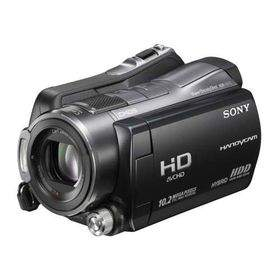 Kamera Video/Camcorder Sony Handycam HDR-SR12E
