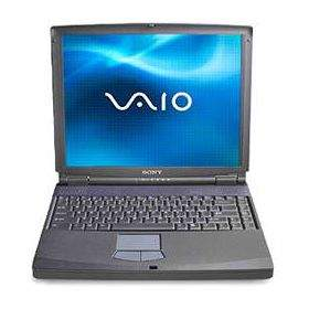 Laptop Sony Vaio PCG-FX800