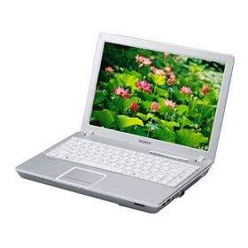 Laptop Sony Vaio VGN-C22CH
