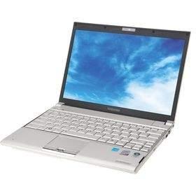 Laptop Toshiba Portege R600