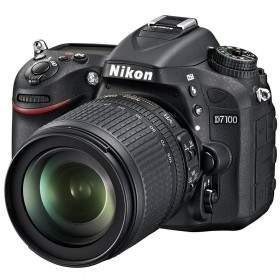 DSLR Nikon D7100 Kit 18-105mm
