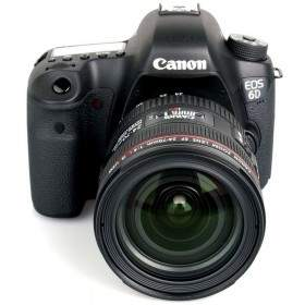 Canon EOS 6D Kit EF 24-70mm Non Wifi