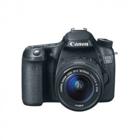 DSLR Canon EOS 70D Kit 18-55mm WiFi