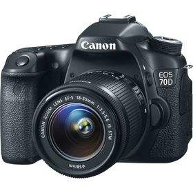 Canon EOS 70D Kit 18-55mm Non WiFi