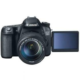 Canon EOS 70D Kit 18-135mm WiFi