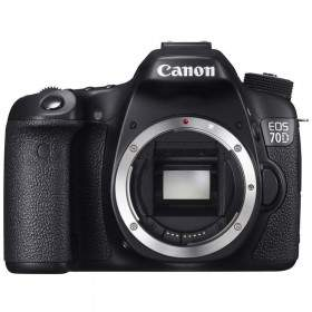 DSLR & Mirrorless Canon EOS 70D Body WiFi