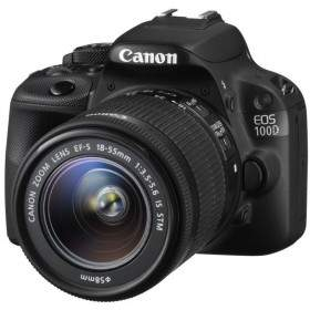 DSLR Canon EOS 100D KIT 18-55mm