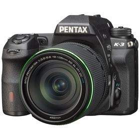 DSLR Pentax K-3 Kit 15-55mm