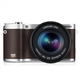 Mirrorless Samsung NX300 Kit 18-55mm