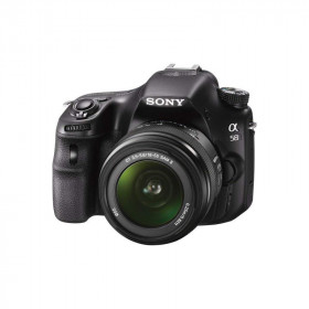 DSLR Sony A58 KIT 18-55mm