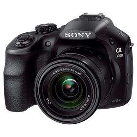 Mirrorless Sony Alpha A3000