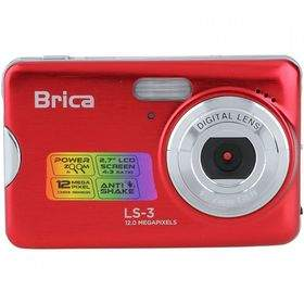 Kamera Digital Pocket Brica LS 3