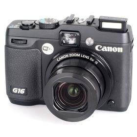 Kamera Digital Pocket Canon PowerShot G16