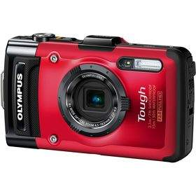 Kamera Digital Pocket/Prosumer Olympus Tough TG-2