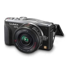DSLR & Mirrorless Panasonic Lumix DMC-GF6