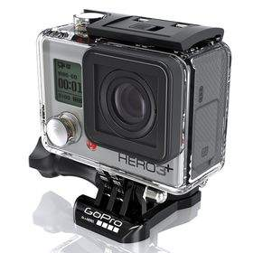 Action Cam GOPRO HD HERO3+ Silver Edition
