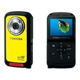 Kamera Video/Camcorder Toshiba Camileo BW10