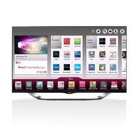 TV LG 55 in. 55LA8600