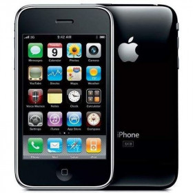 Handphone HP Apple iPhone 3GS 8GB