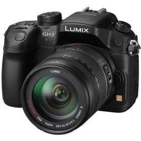 Mirrorless Panasonic Lumix DMC-GH3 Kit 14-140mm