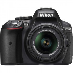DSLR Nikon D5300 Kit 18-55mm