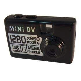 Taff 5MP HD Smallest Mini DVR