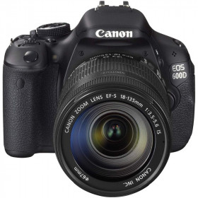 DSLR Canon EOS 600D Kit 18-135mm