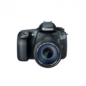 DSLR Canon EOS 60D Kit 18-135mm