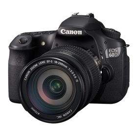 DSLR Canon EOS 60D Kit 18-200mm