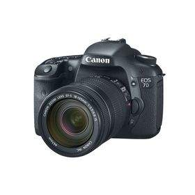 DSLR & Mirrorless Canon EOS 7D Kit EF 18-55mm