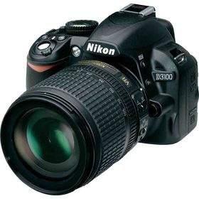 DSLR Nikon D3100 Kit 18-105mm