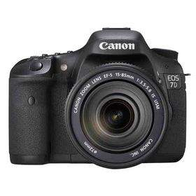 DSLR Canon EOS 7D Kit EF 15-85mm