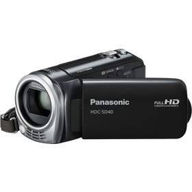 Kamera Video/Camcorder Panasonic HDC-SD40