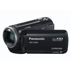 Kamera Video/Camcorder Panasonic HDC-SD80