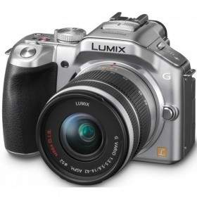 Mirrorless Panasonic Lumix DMC-G5W