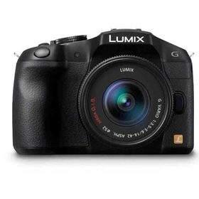 Mirrorless Panasonic Lumix DMC-G6W